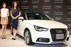 """瀬戸朝香&内田恭子、「Audi A1 Sportback」発表会で""""子育てとクルマ""""語る"""
