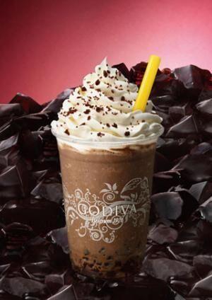 ゴディバ、チョコレートドリンク「ショコリキサー カフェゼリー」を発売
