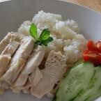 炊飯器でつくる「シンガポールチキンライス」が簡単で激ウマ!