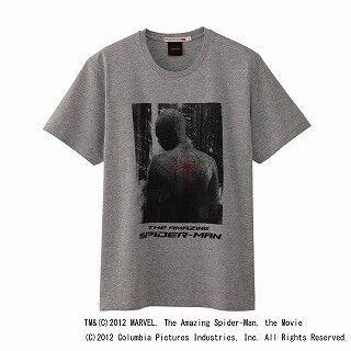 ユニクロ、映画『アメイジング・スパイダーマン』コラボTシャツを発売