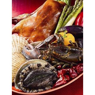 北京ダックや鮑、フカヒレも食べ放題--ホテルバイキングで脇屋シェフの味を