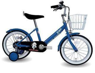 埼玉西武ライオンズオリジナル、16インチのジュニア用自転車を限定発売
