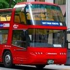 2階建てオープンバスのスカイバス東京、乗り降り自由な新サービスを開始