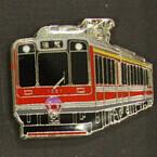 「全国登山鉄道‰(パーミル)会」加盟6社がいっせいに車両ピンバッジを発売