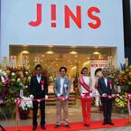 JINS、東北地方最大の旗艦店を宮城県仙台市に出店 - 仙台オリジナル企画も