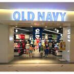 米国アパレルNo.1売上「Old Navy」日本初のストアがダイバーシティにOPEN!