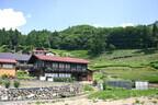 自然あふれる岐阜県飛騨に泊まって、親子でのんびり森遊び・里山遊び