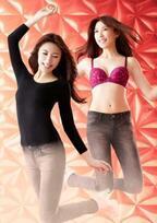 自由なファッションを楽しむ為の、秋冬向けインナー商品発売-トリンプ
