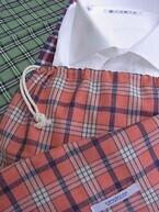土井縫工所、イタリアブランドの生地29種と6襟型を選べるドレスシャツ発売