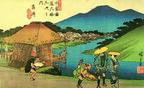 初秋の群馬県、上州中山道全七宿を9月15日~17日の3日間で歩こう!