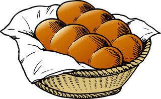 Japanglish、正しく言うならこうでしょう (134) roll pan(ロールパン)