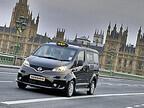 日産、ロンドンタクシーの未来を提案する「NV200 ロンドンタクシー」を公開