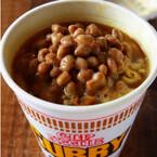 劇的変化の「カップ麺ちょい足しレシピ」