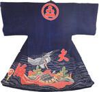 千葉県鴨川市郷土資料館で大漁祝いの祝い着「万祝」展開催中!