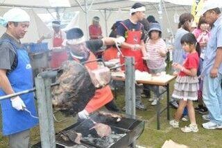 鳥取県の梨や鳥取和牛が楽しめる「中部発! 食のみやこフェスティバル」