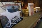 美術学生の作品が並ぶ! 広島県東広島市の西条酒蔵を舞台にアートイベント