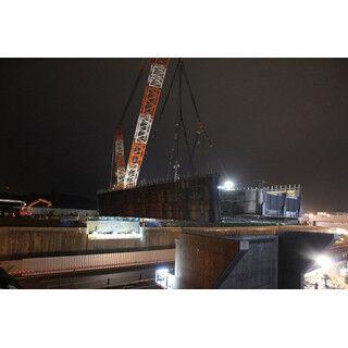 高速トリビア (15) 一晩で高速道路に巨大な橋を架けることができるのはなぜ?