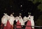 静岡県熱海市で優れた歌人源実朝をしのぶ、第61回仲秋の名月伊豆山歌会開催