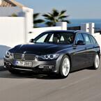 BMW、環境性能と機能性を高めた「ニューBMW 3シリーズ ツーリング」発売