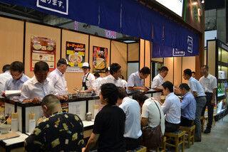 こだわり麺の新ラーメンが誕生! 麺の全てが集結した「NOODLE WORLD 2012」