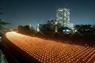 滋賀県草津の街の魅力をライトアップする「草津街あかり華あかり夢あかり」