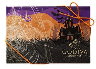 ゴディバ、ハロウィーンパッケージのチョコレートを期間限定発売