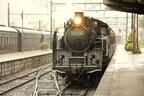 ハーモニカを聴きながらゆく、静岡の大井川鉄道・SL蒸気機関車のレトロ旅