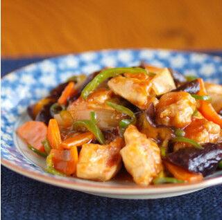 鶏むね肉の激ウマ料理 (3) 酢豚ならぬ「酢鶏」、やわらか&ジューシーで絶品!
