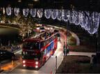 """東京都を2階建てオープンバスで巡る""""秋冬の期間限定コース""""が運行"""