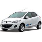 マツダ、電気自動車「デミオEV」のリース販売を開始 - 広島県に5台を納入