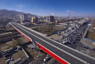 JFEエンジニアリング、モンゴル最大の鋼製橋梁「太陽橋」を完成
