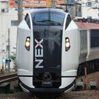 JR冬の臨時列車 - 新幹線N700Aは2/8デビュー、E259系使用「踊り子」も登場