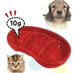 """愛犬、愛猫の""""メタボ対策""""に役立つペット用食器発売-アニーコーラス"""