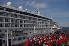 神奈川県横浜市で、横浜港大さん橋リニューアル10周年記念イベントを開催