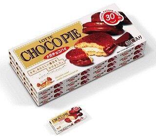 チョコパイの30倍! 「メガチョコパイ」が当たるキャンペーン開始 - ロッテ