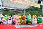 鳥取県で「ゆるキャラカップin鳥取砂丘」開催。地元トリピーの成績は?