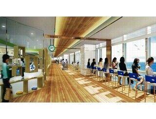 東京湾アクアライン海ほたるPAがリニューアル!「海の見える大回廊」が登場