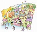 福島県郡山市でたまもり遊び! 期間限定「たまごっち! たまもり★タウン」