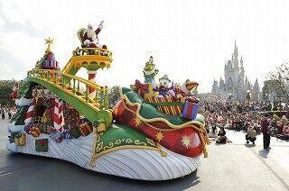東京ディズニーリゾートでクリスマススペシャルイベントがスタート!