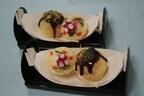 世界にたったひとつの粉もん食品サンプルを、大阪府道頓堀で実践!