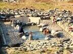 岐阜県の下呂温泉にはものすごく開放的な無料露天風呂がある!?