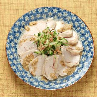 鶏むね肉の激ウマ料理 (8) もう失敗しない! しっとりおいしいバンバンジー