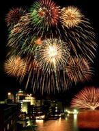 石川県和倉温泉で1/13、和倉温泉冬花火&海鮮まるごと大鍋とうまいもん市