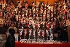 東京都台東区の浅草寺境内で、年末の恒例行事「羽子板市」12/17~19開催