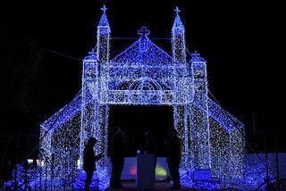 山口県山口市が12月、Xmas市に。約40のクリスマスイベントを開催