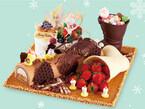 東京江東区のホテルイースト21、クリスマスケーキとテイクアウト料理を販売