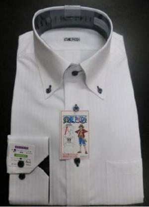 紳士服のはるやま、映画「ONE PIECE FILM Z」公開記念ドレスシャツ