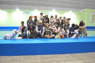 神奈川県・横浜で、犬や猫などの総合イベント「Pet博2013」開催!