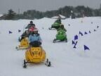 秋田県、冬のレジャーはこれで決まり! 南由利原スノーモビルランド開始!