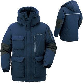 モンベルの新商品「ポーラーダウンパーカ」は南極生まれの防寒着!